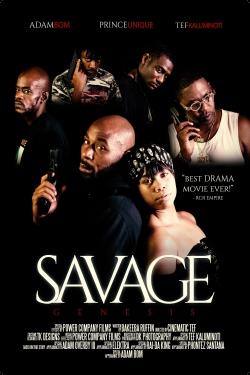 watch-Savage Genesis